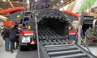 Ny fodervagn och balpress från Kuhn