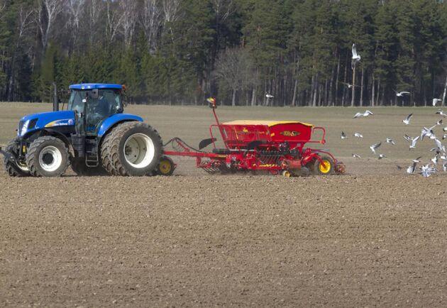 I Västra Götaland finns det mest ekologiskt odlad jordbruksmark med över 115 000 hektar.