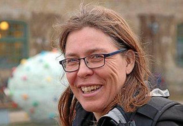 Eva Johansson.