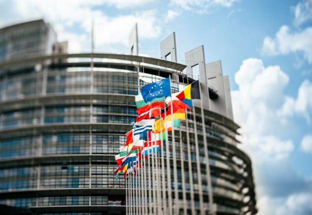 EU är ett steg närmare en lösning för nästa års jordbruksstöd. Arkivbild.