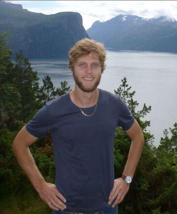 Christian Nordenskjöld arbetar med affärsutveckling på LRF.