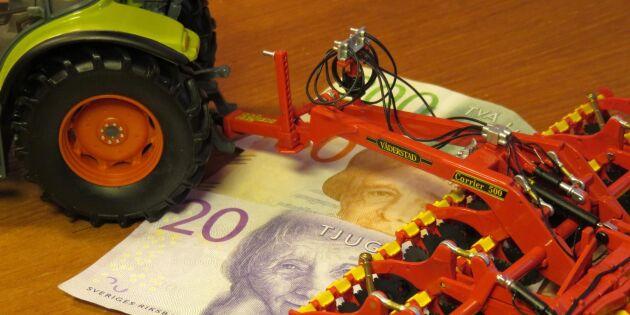 Dags att söka jordbrukarstöd
