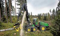 Ny skogsutbildning i norr