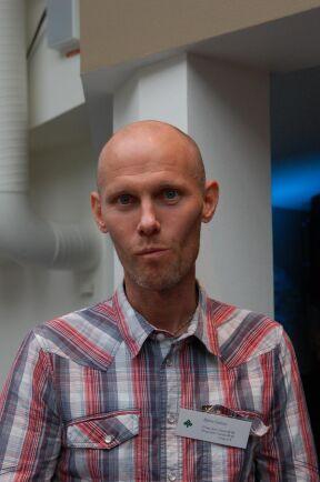 Björn Galant är expert på allemansrätt, äganderätt och infrastruktur hos Lantbrukarnas Riksförbund (LRF).