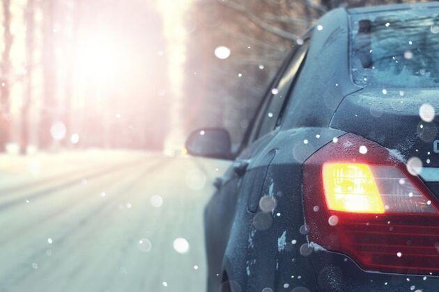 Snö kommer falla över mellersta Sverige under andra advent.