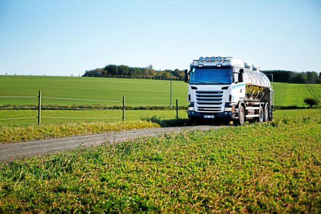 Skånemejerier har 360 anslutna mjölkgårdar i Sydsverige.