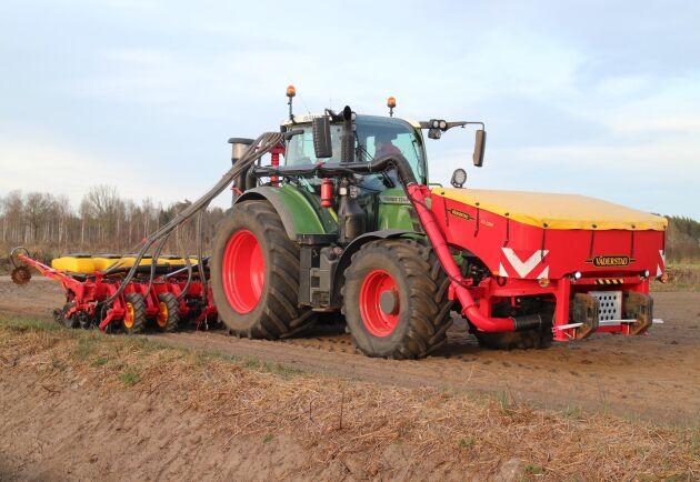 Foderbetor är en nygammal företeelse på Öland, medan betor odlas flitigt i till exempel Danmark.