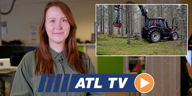 ATL TV: Nyhetsspecial med skogsteknik