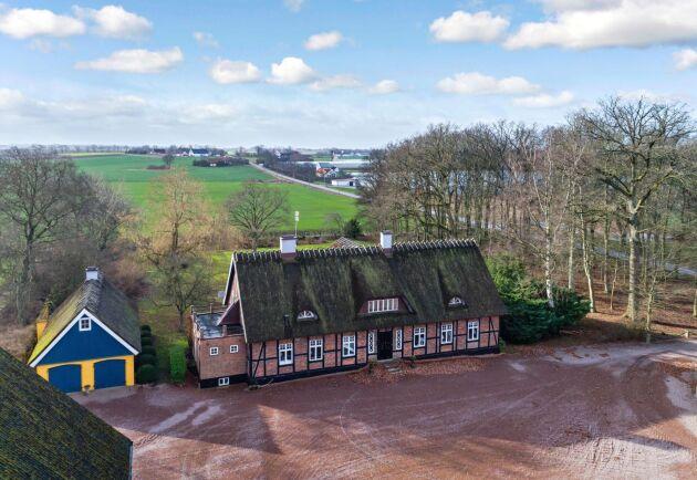 Lantbruk nära Helsingborg. Mer information och bilder hos Residence Christie's.