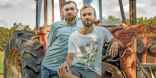 Bröder i samarbete minskar matsvinnet
