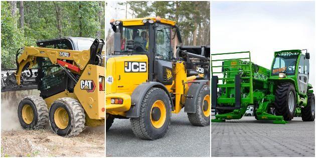 Nya lastare och rekordår för JCB
