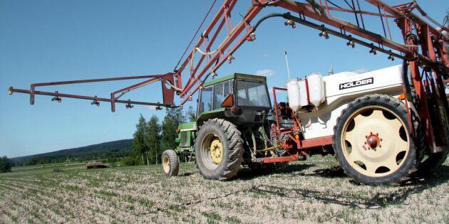 Fler EU-länder vill förbjuda glyfosat