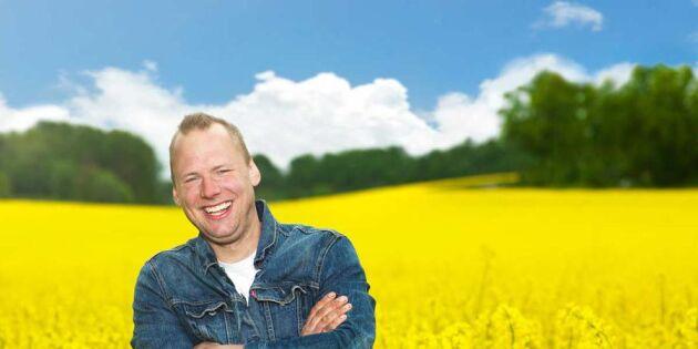 7 citat som bevisar varför Stefan är Sveriges mest romantiska bonde