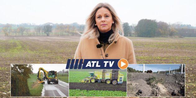ATL TV: Maskinen som suger upp kantgräset