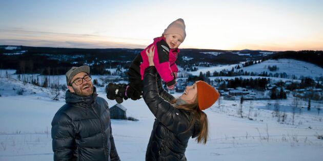 Miljardärens projekt ger utdelning – nu välkomnar Kaxås 28 nya bybor!