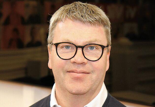 Jörgen Gustavsson, förbundsombudsman Kommunal.