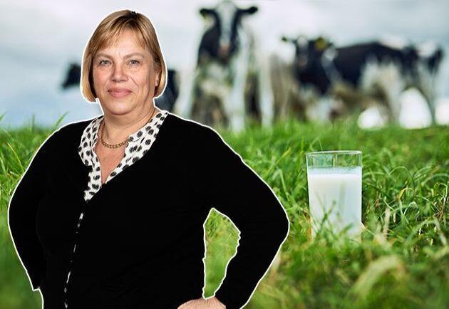 Mjölken är motorn i det svenska lantbruket och betande djur håller landskapet öppet och krävs för att bevara den biologiska mångfalden, skriver Lena Johansson.
