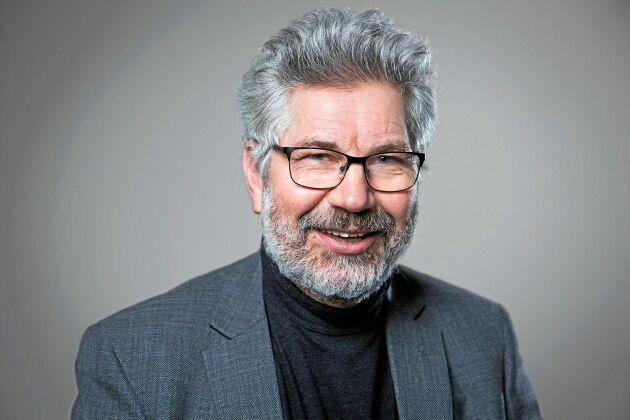 Olle Söderström, VD för Norrskog,