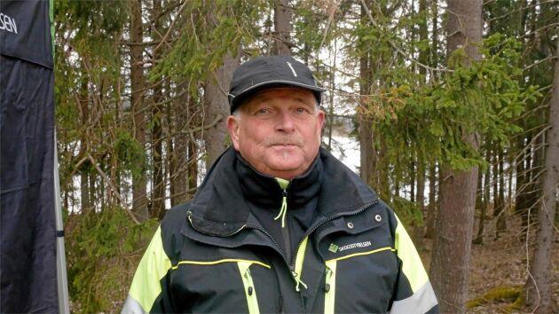 Stefan Anderson, Skogsstyrelsen.