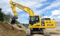 Från 5 till 30 ton – här är fem nya grävare