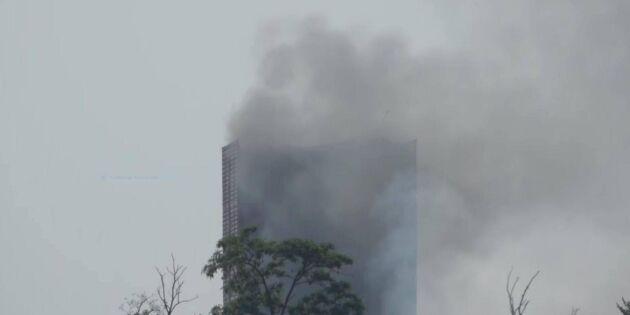 Här exploderar franska silon
