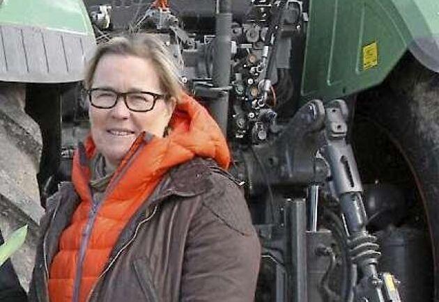 Anja Westberg arbetar bland annat som ombudsman på Kommunal, inom de gröna näringarna.