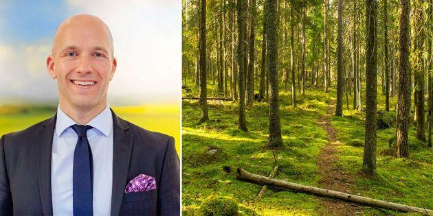 Landshypotek tar skogsobligation till Luxemburg