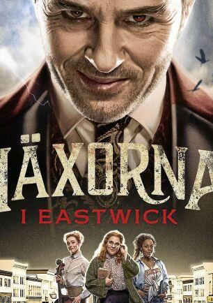 """Se Peter Jöback i musikalsuccén """"Häxorna i Eastwick""""! Tävla med Land om att vinna två biljetter till repetitionerna."""