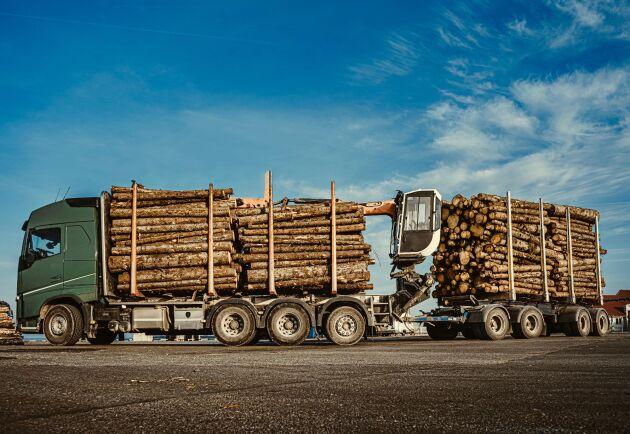 Till yrkestrafiken hör lastbilstransporter, men även taxi- och bussverksamhet.
