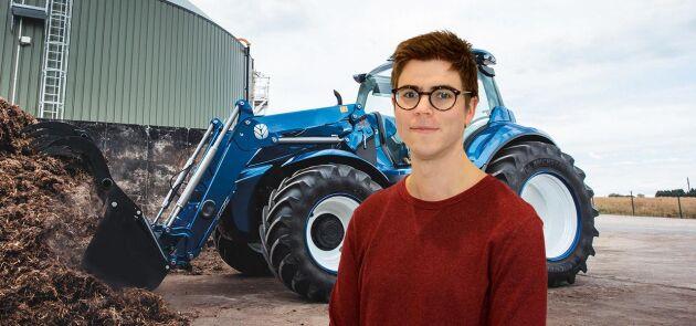 ATL:s teknikreporter Fredrik Stork hoppas att 2018 blir robotens och traktorns år.