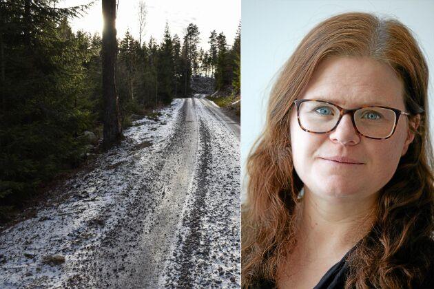 Land Lantbruks krönikör Anna Stjernström.