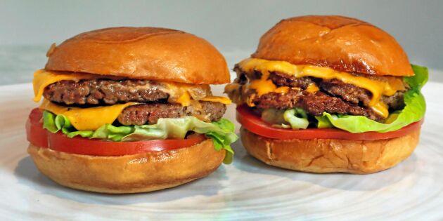 Inga vegetariska burgare på Mc Donalds i Kanada