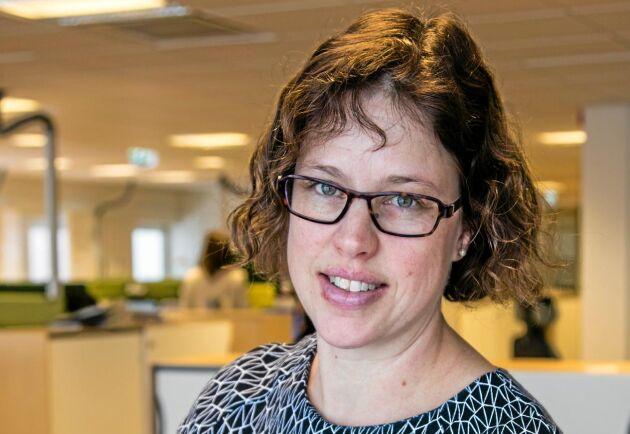 Vibeke Alstad, skogsekonom, LRF Konsult.