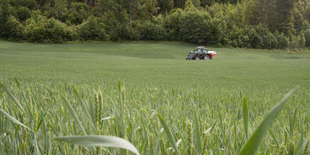 Svenska bönder bäst i kampen mot övergödning
