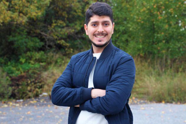 Ahmed Sabah är toxikolog på Kemikalieinspektionen och var med och behandlade den dispensansökan om Reglone som kom in.