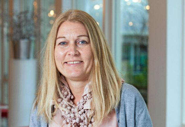 Jordbruksverkets HR-chef Anna Coreback.
