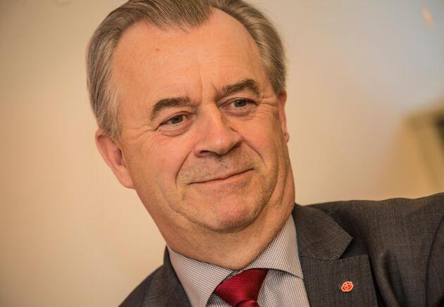 Landsbygdminister Sven-Erik Bucht (S).