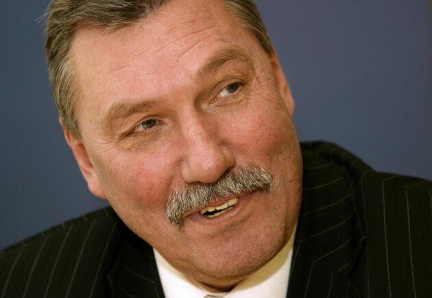 Sören Kvantenå var inte urtypen av lantbrukare som brukar engagera sig inom föreningsrörelsen. Hans fokus låg ständigt på lönsamheten.