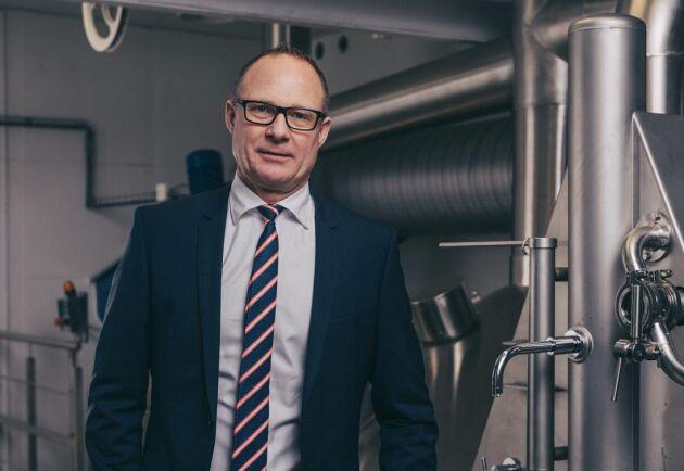 Björn Hellman är VD för Livsmedelsföretagen som menar att jobben inom matproduktionen blir allt mer avancerade och digitala färdigheter blir allt viktigare.