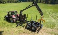 Trejon lanserar största skogsvagnarna hittills
