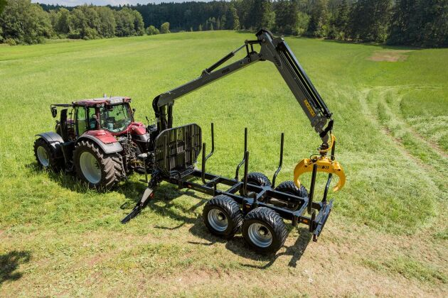 Trejon Multiforest MF1602, med V9000 – New Edition 3.