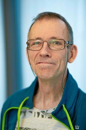 Peter Bergman, naturvårdschef på Sveaskog