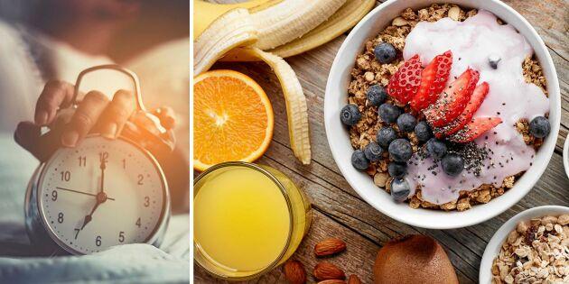 Så undviker du viktuppgång – utan att banta