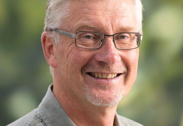 Bo Karlsson leder Skogforsks program Förädling Syd och forskningsstationen i Ekebo.