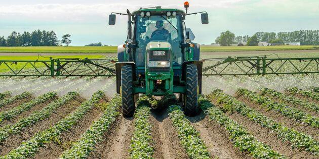 Konflikter mellan miljömål i lantbruket