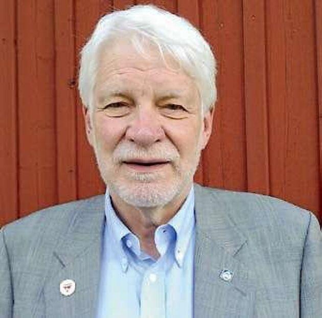 Thomas Sandberg är ordförande i Svensk Vattenkraftförening.