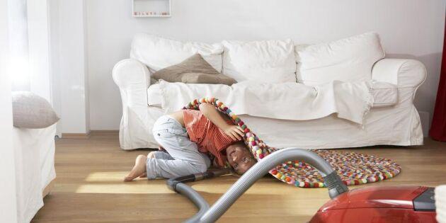 7 fel du (troligtvis) gör när du städar – och hur du undviker dem