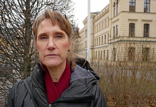 Jordbruksverkets generaldirektör Christina Nordin bör avgå, anser debattören.