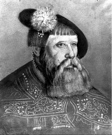 """Gustav Vasa hette Gustav Eriksson innan han blev kung. Så egentligen skulle Vasaloppet heta """"Erikssonloppet""""."""