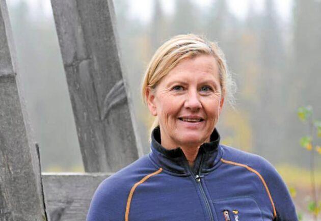 – Om vi hållit Skogsnolia 2018 hade det blivit krockar med utländska mässor, bland annat Metko. Hur vi än gör blir det krockar med andra mässor, Skogselmia är en av dem, säger Kristin Olsson.